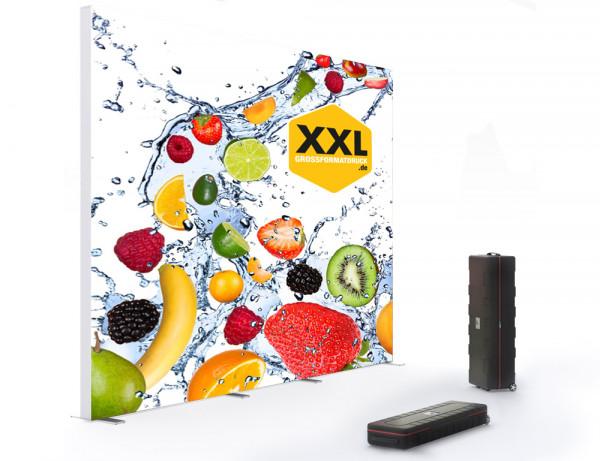 XXL BIG LEDUP Grundmodul, Breite: 400 cm