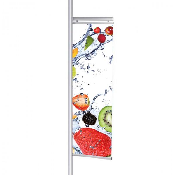 Bannerprofil für Multistand