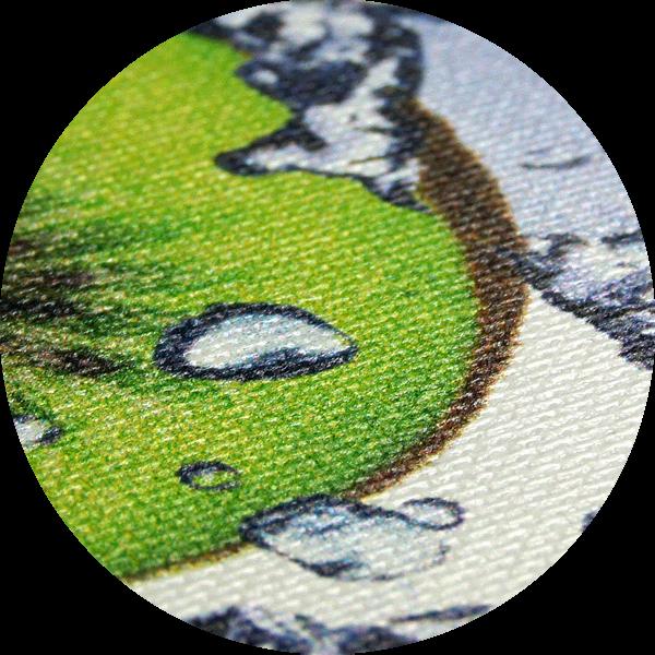 Canvas Künsterleinwand, 100% Baumwolle (300 g/m²)