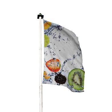 Fahnen und Hissflaggen - Hochformat