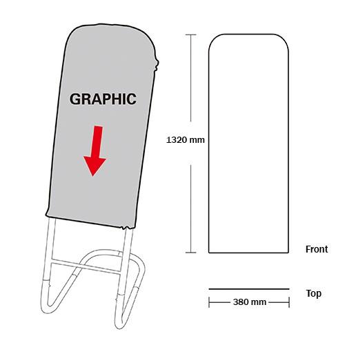 Ersatzdruck Zippit Ipad Display